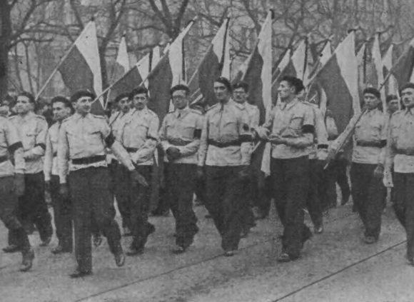 Zarys historii ruchu narodowego: Od niepodległości do konieczności jej obrony (1918-1939)