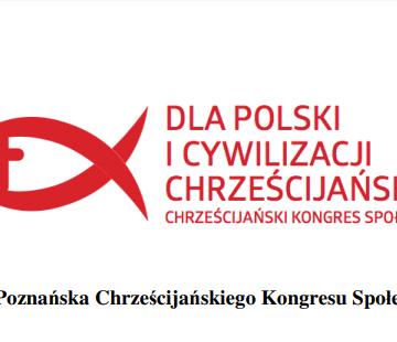 Karta Poznańska Chrześcijańskiego Kongresu Społecznego