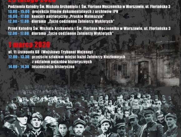 Narodowy Dzień Pamięci Żołnierzy Wyklętych na Pradze
