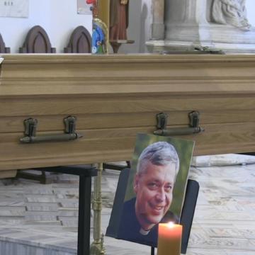 Pogrzeb ks. Piotra Pawlukiewicza