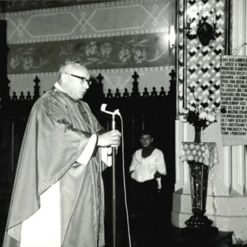 Jerzy Baszkiewicz – ksiądz, kapelan AK, nauczyciel religii