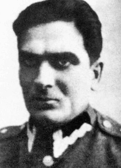 """Franciszek Jerzy Jaskulski """"Zagon"""", """"Zagończyk"""""""