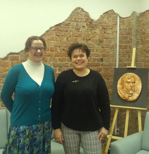 Praga wczoraj i dziś oczami Prażanki – wywiad z Panią Dyrektor Renatą Wilczyńską