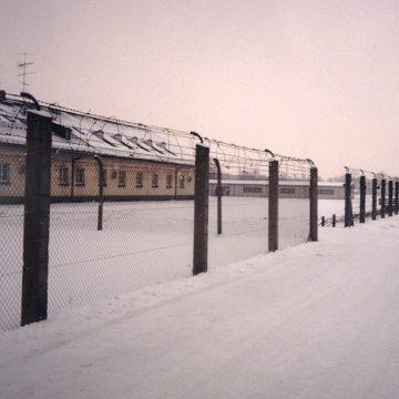 Zima w niemieckich obozach koncentracyjnych 1939-1945