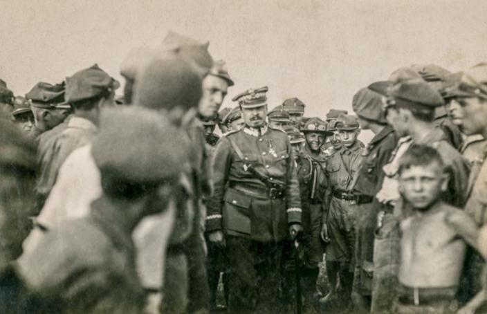Wyzwolenie KL Dachau 29 kwietnia 1945 r.