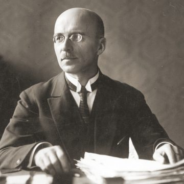Jan Stanisław Jankowski zastępca Delegata Rządu RP na Kraj od 1944 wicepremier, kierujący Krajową Radą Ministrów.