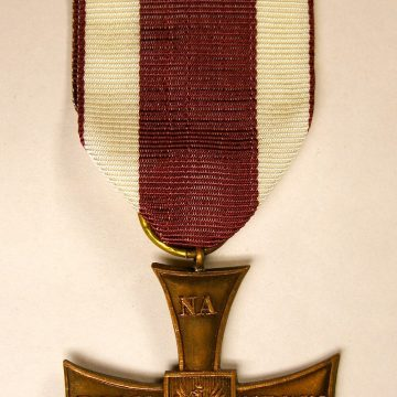 11 sierpnia 1920 r. Rada Obrony Państwa ustanowiła Krzyż Walecznych