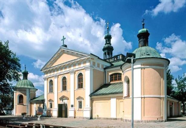 Kościół Najświętszej Matki Bożej Loretańskiej w Warszawie