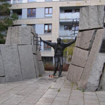 Miejsca Kaźni Żołnierzy Wyklętych na terenie Warszawskiej Pragi