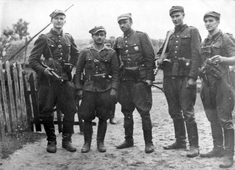 Żołnierze Niezłomni - zapomniani Bohaterowie
