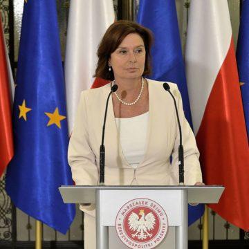 Kidawa-Błońska pięć razy blokowała pieniądze na onkologię