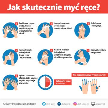 Informacje dla seniorów na temat koronawirusa