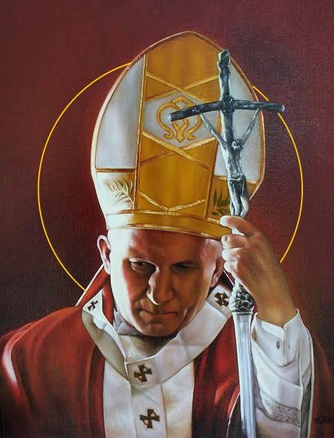 W 100. rocznicę urodzin Jana Pawła II