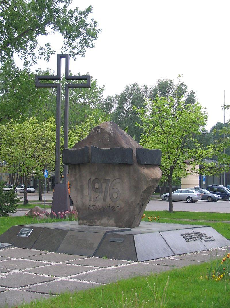 Poznań czerwiec 1956 – Radom czerwiec 1976