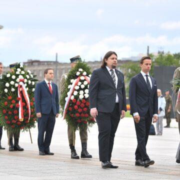 Warszawa uczciła polskie ofiary Wołynia i Małopolski Wschodniej