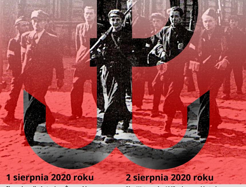 Program obchodów rocznicy wybuchu Powstania Warszawskiego na Pradze-Północ