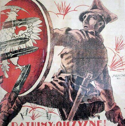 Zwycięska Bitwa Warszawska 1920 roku