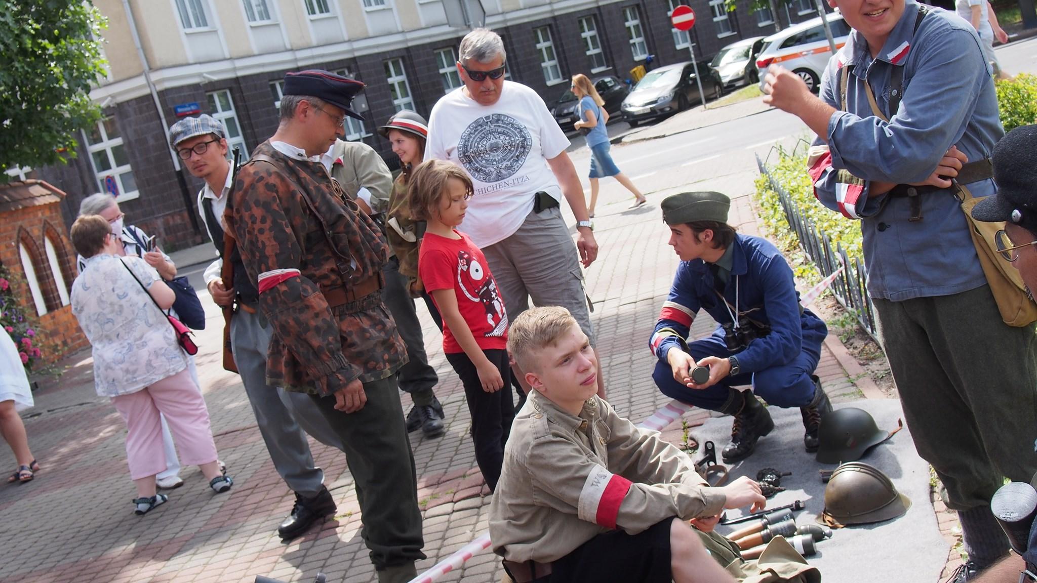Obchody rocznicy podjęcia Powstania Warszawskiego na Pradze-Północ: 2 sierpnia