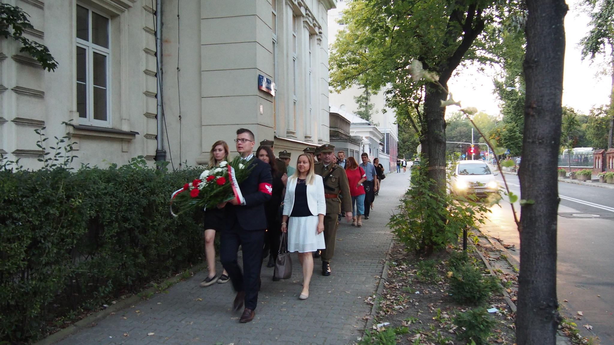 Msza św. za pomordowanych w praskich katowniach NKWD i UB - 14 września 2020 r.