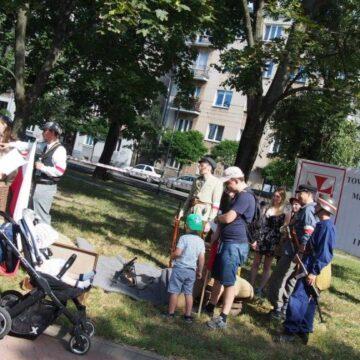 Obchody rocznicy podjęcia Powstania Warszawskiego na Pradze-Północ: 1 sierpnia