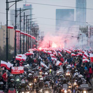 Marsz Niepodległości – 11 listopada 2020 r.