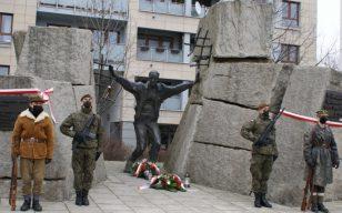 Obchody Narodowego Dnia Żołnierzy Wyklętych na Pradze - 01.03.2021 r.